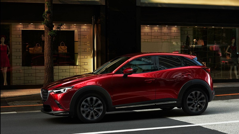 Mazda service repair in Huntersville NC - 2019 Mazda CX-3