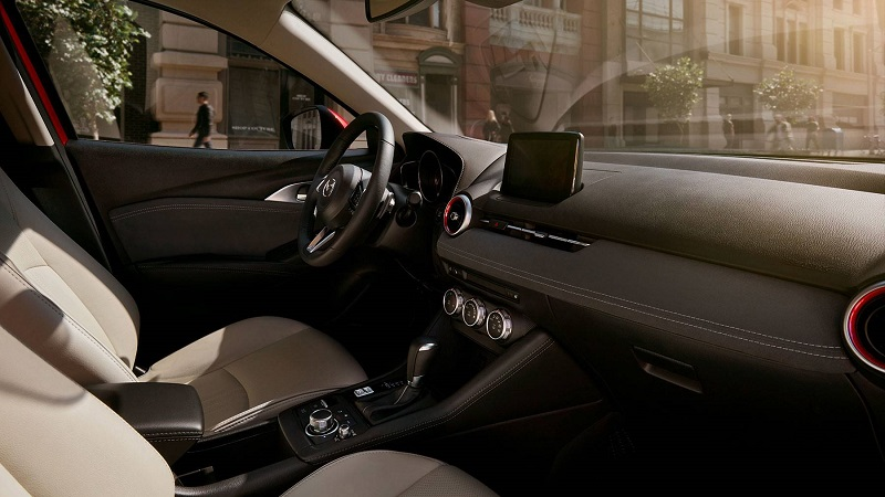 Charlotte North Carolina - 2019 Mazda CX-3's Interior