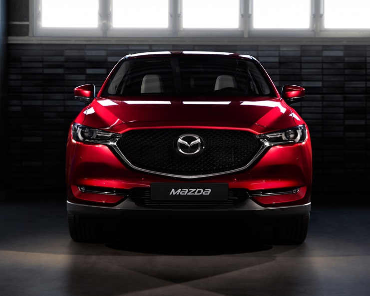 Mazda repair near Charlotte NC - 2019 Mazda CX-5
