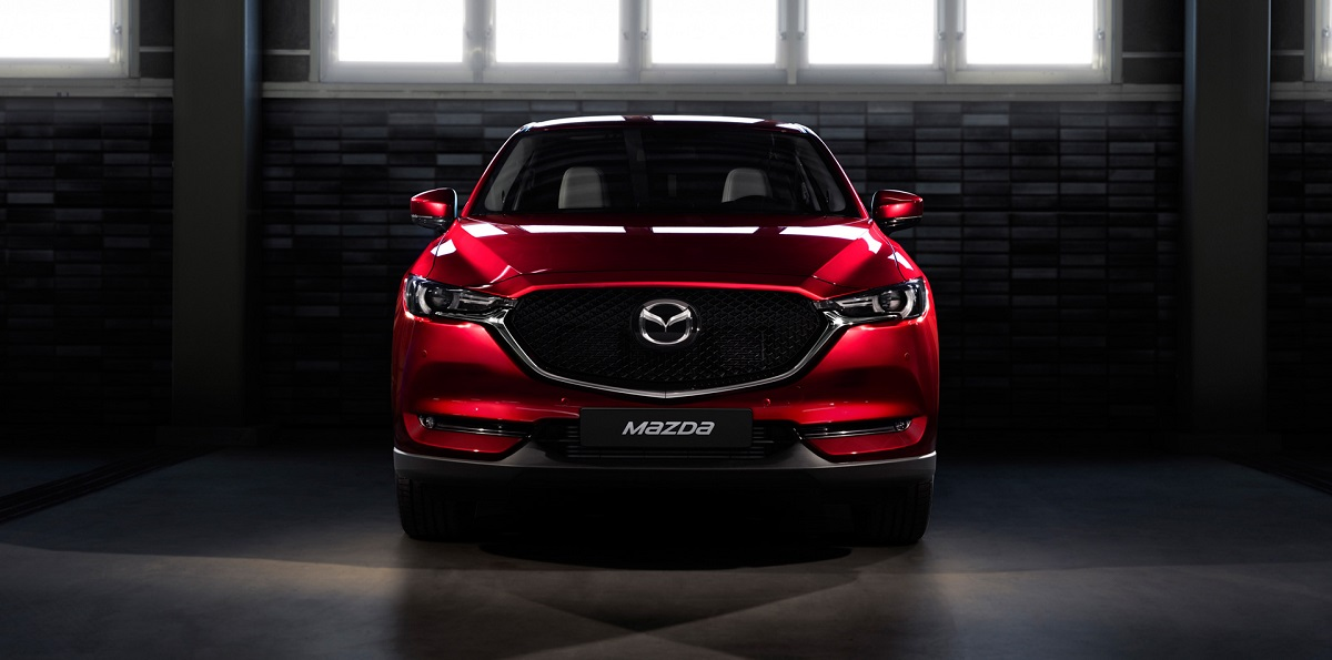 Research 2019 Mazda CX-5 near Mooresville NC