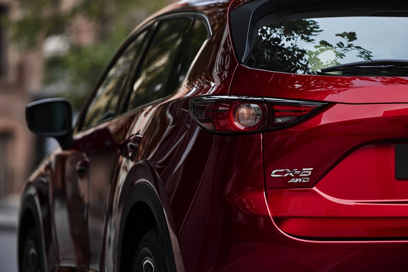 North Carolina - 2019 Mazda CX-5 Diesel's Exterior