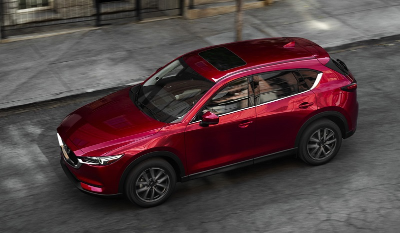 North Carolina - 2019 Mazda CX-5 Diesel's Overview