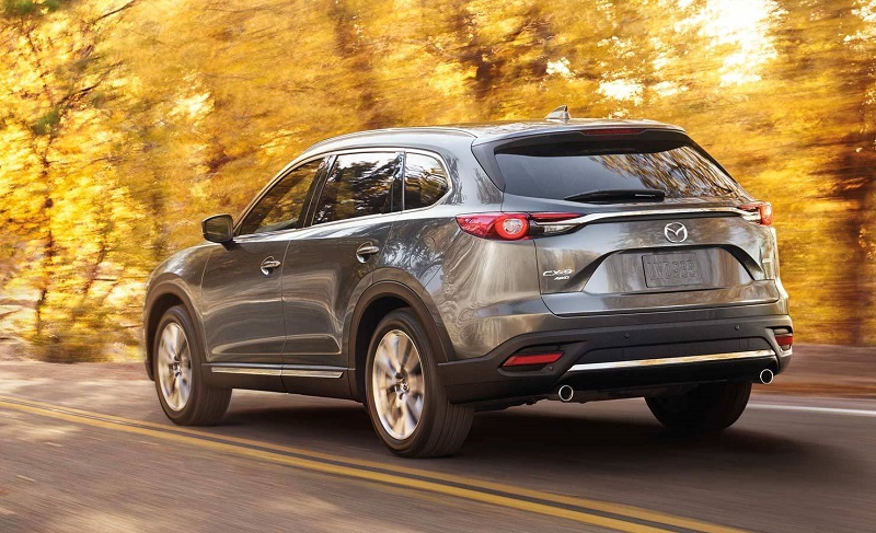 Mazda repair near Charlotte NC - 2019 Mazda CX-9