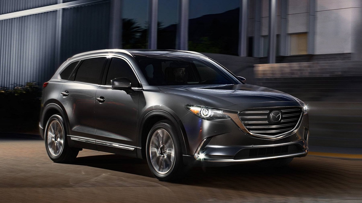 Mazda service repair in Huntersville NC - 2019 Mazda CX-9