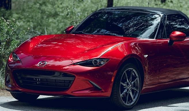 Charlotte Area - 2019 Mazda MX-5 Miata's Exterior