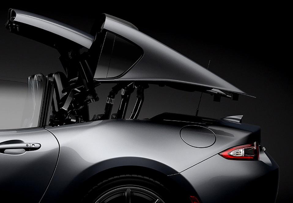 Charlotte Area - 2019 Mazda MX-5 Miata's Interior