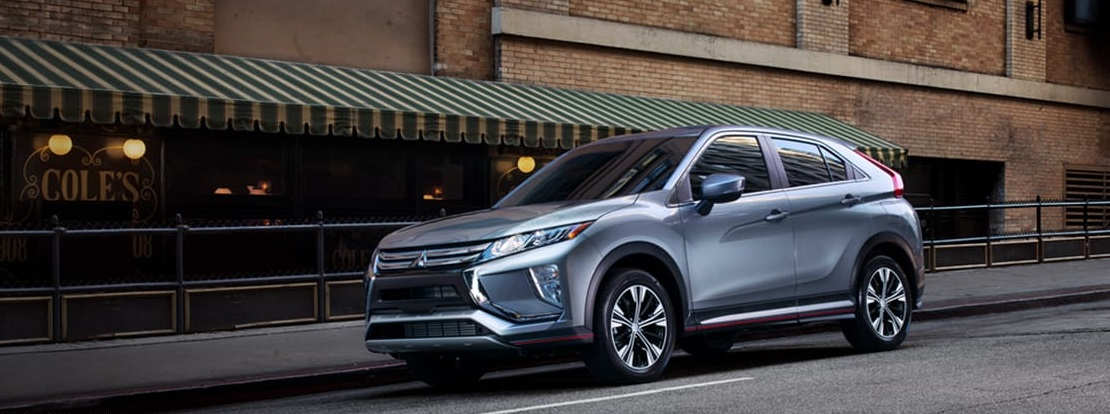 Aurora CO - 2019 Mitsubishi Eclipse Cross Trim Levels