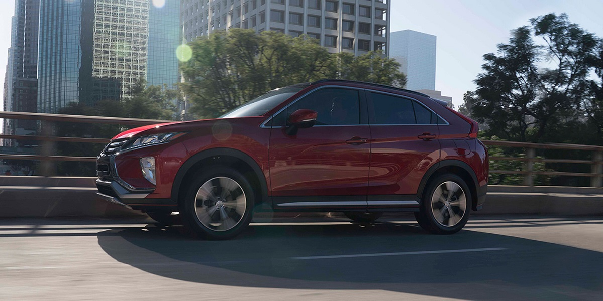 Thornton Colorado - 2019 Mitsubishi Eclipse Cross's Exterior