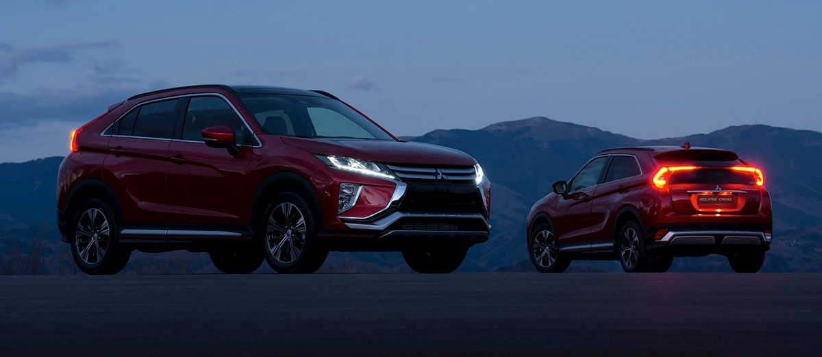 2019 Mitsubishi Eclipse Cross Lease and Specials in Thornton Colorado