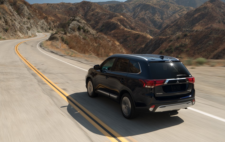 Aurora CO - 2019 Mitsubishi Outlander's Overview