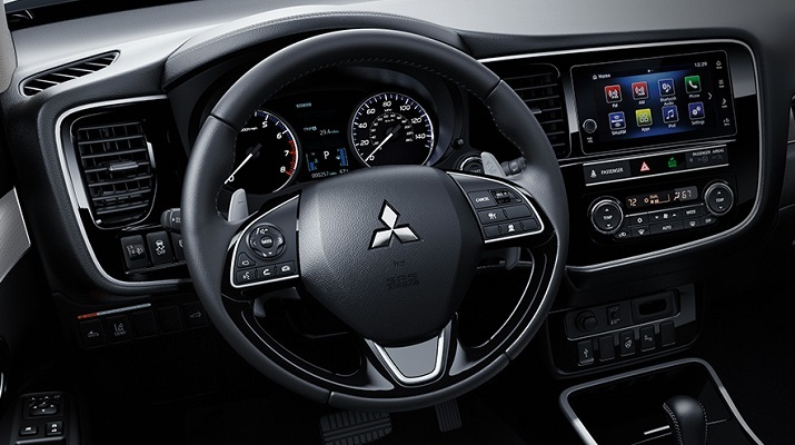 Aurora CO - 2019 Mitsubishi Outlander's Interior