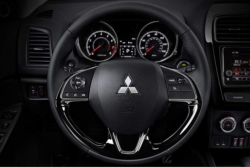 Thornton CO - 2019 Mitsubishi Outlander Sport's Interior