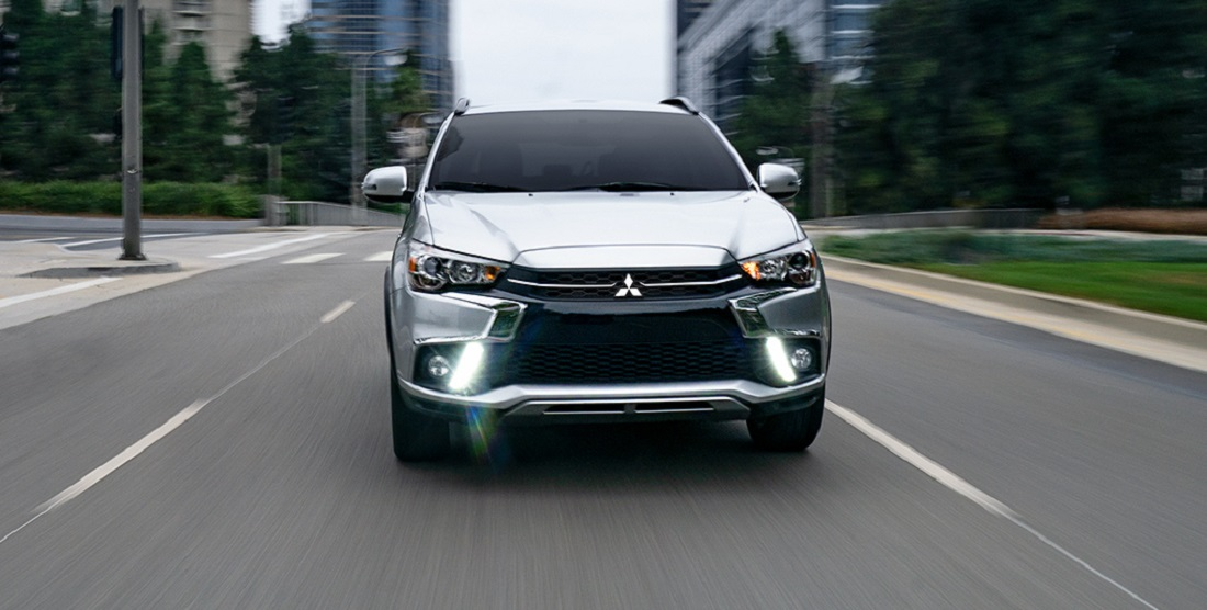 Test Drive 2019 Mitsubishi Outlander Sport in Thornton CO