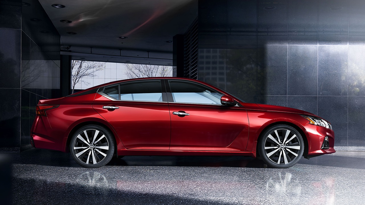 2019 Nissan Altima near Tampa Bay FL
