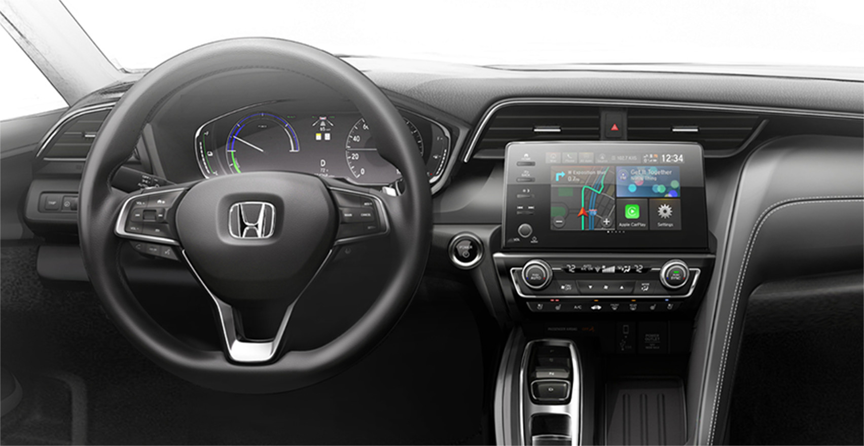 Colorado NEWS - 2019 Honda Insight Interior