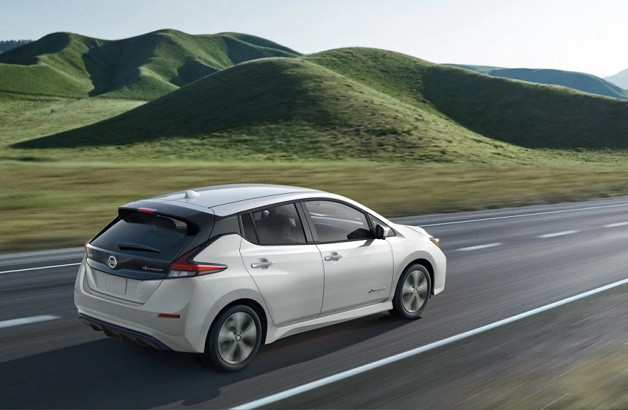 Tampa Bay FL - 2019 Nissan LEAF Overview