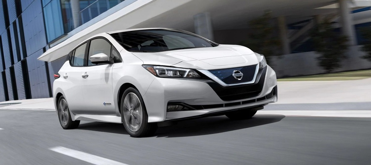 2019 Nissan LEAF near Tampa Bay FL