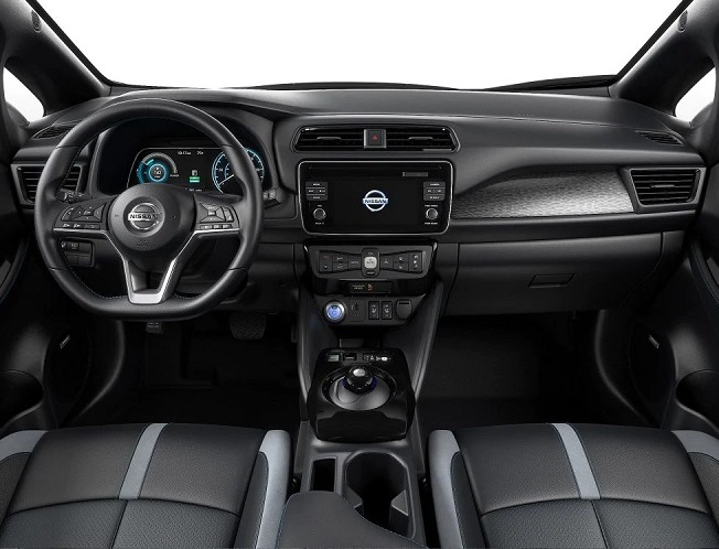 Tampa Bay FL - 2019 Nissan LEAF Interior