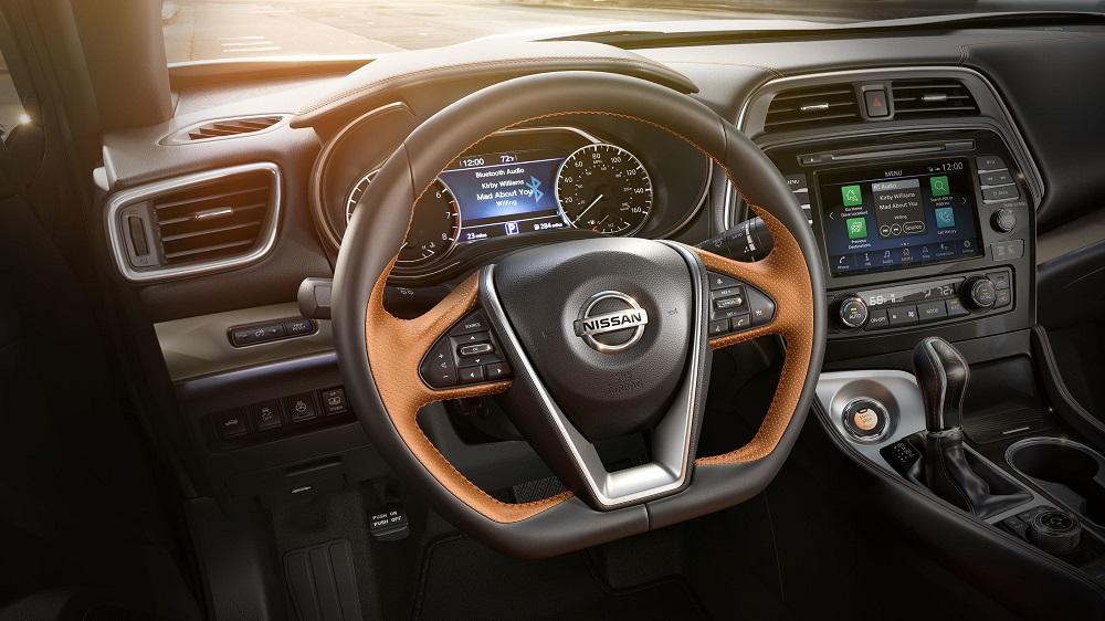 Wesley Chapel FL - 2019 Nissan Maxima Interior