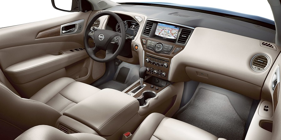 Interior - 2019 Nissan Pathfinder Near Lakeland FL
