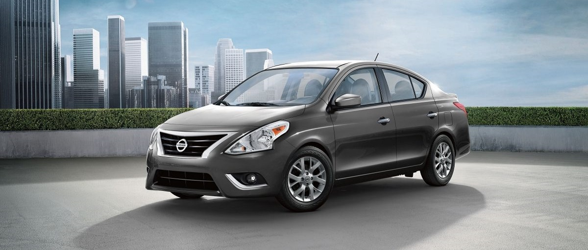 2019 Nissan Versa Sedan near Tampa Bay FL