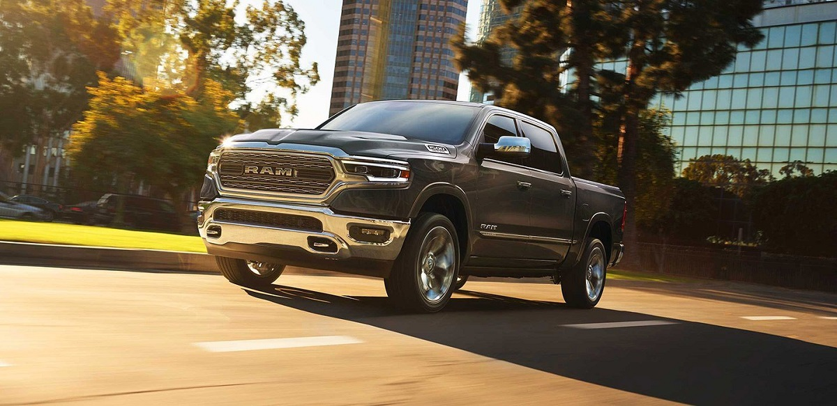 Fort Wayne IN - 2019 RAM 1500's Overview