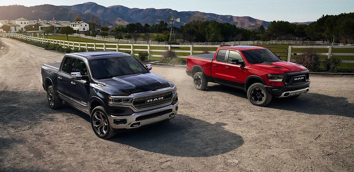 Test Drive the 2019 RAM 1500 in Albuquerque NM