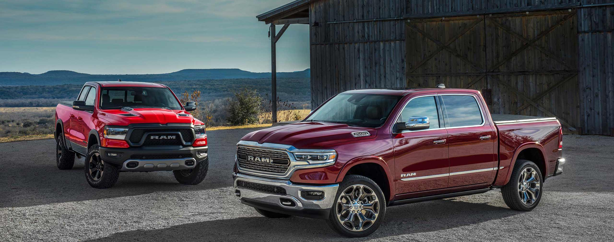 North Carolina Review - 2019 RAM 1500
