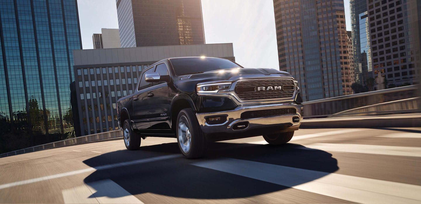 Lampass Texas - 2019 RAM 1500 Overview