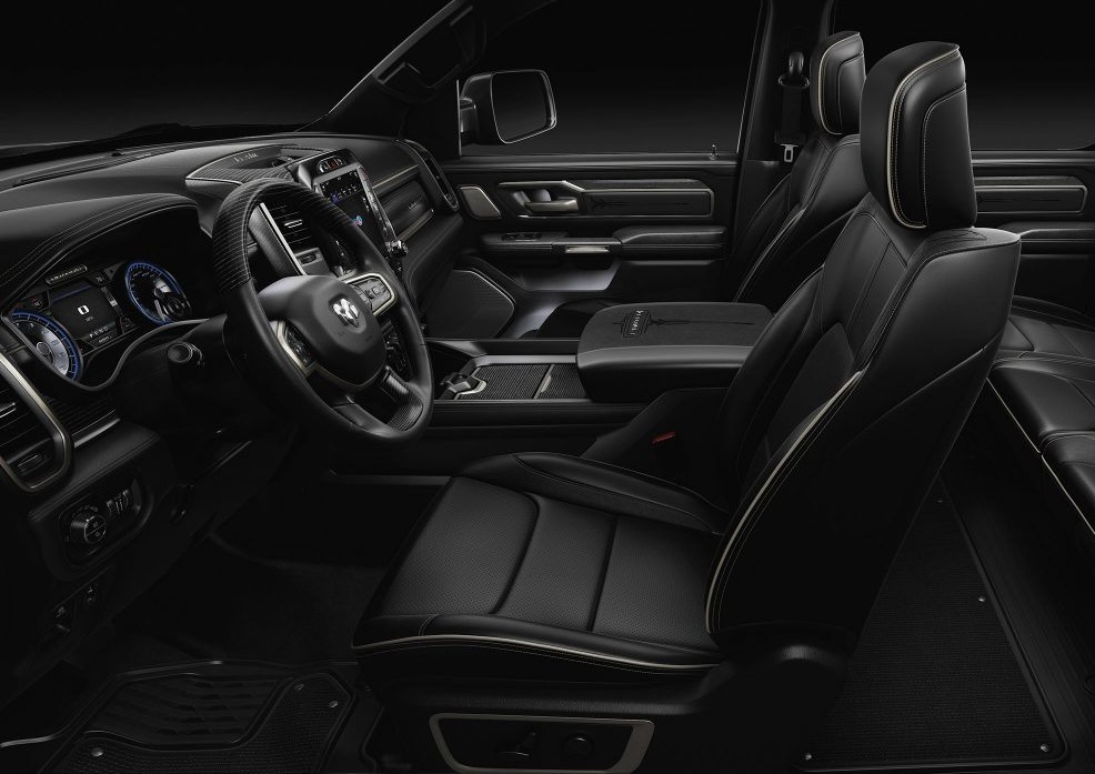 Fort Wayne IN - 2019 RAM 1500's Interior