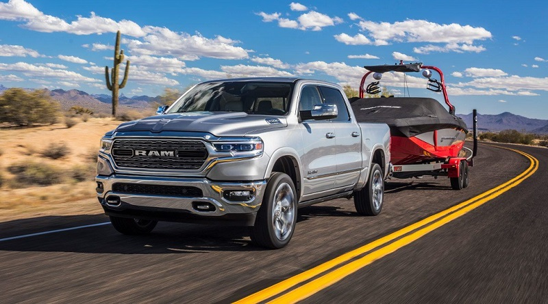 Dubuque Area RAM Truck Dealership - 2019 RAM 1500