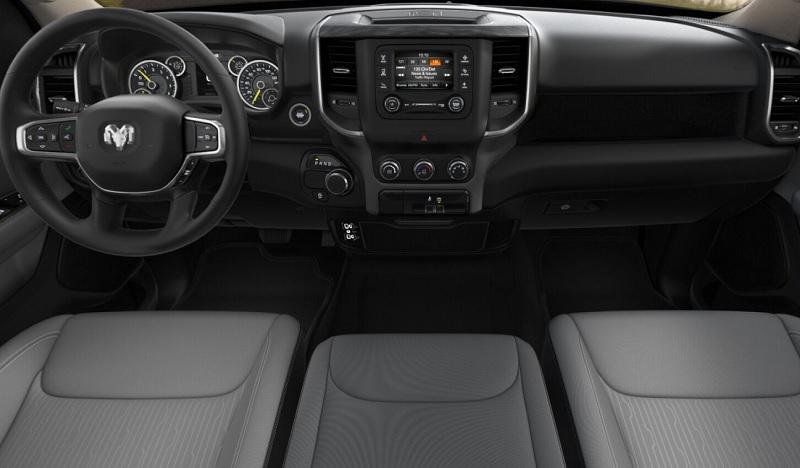 Albuquerque NM - 2020 RAM 1500's Interior