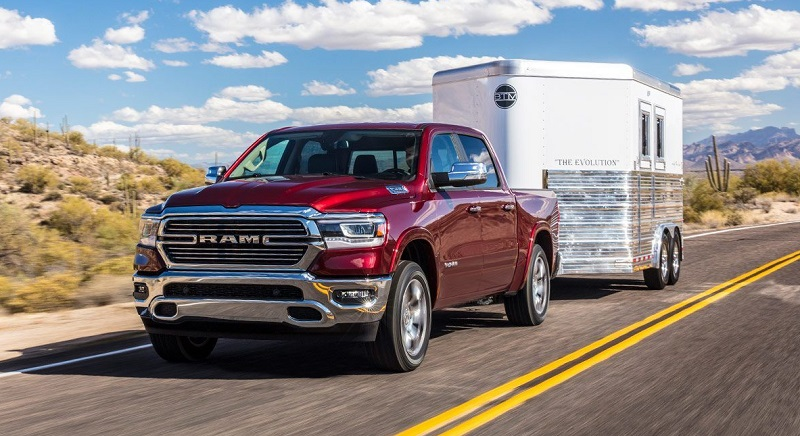 Wabash IN - 2019 RAM 1500's Overview