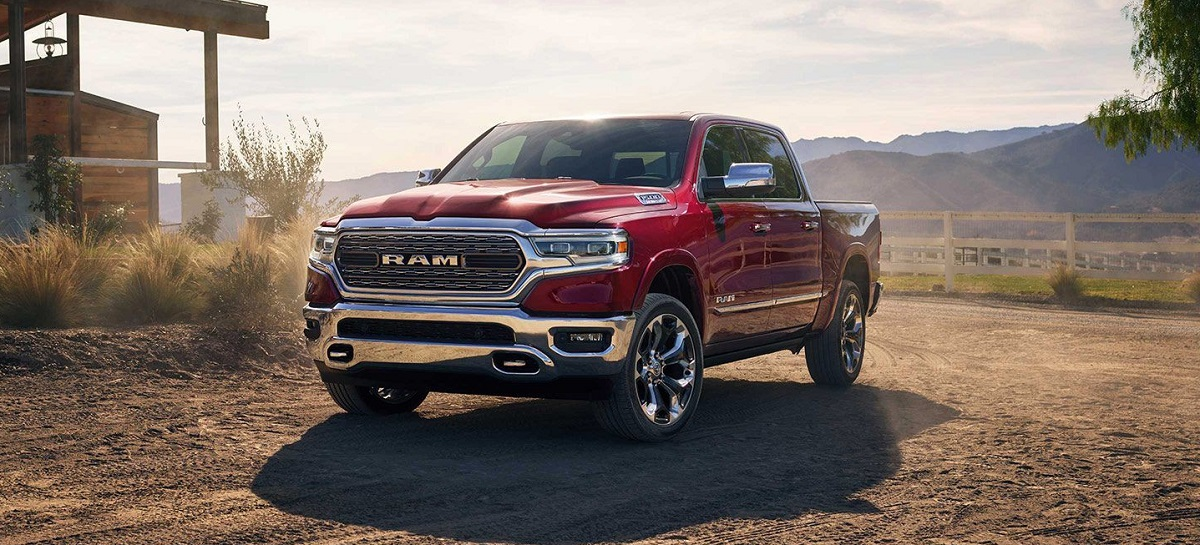 Exterior 2019 Ram 1500 for Sale near Eldridge IA
