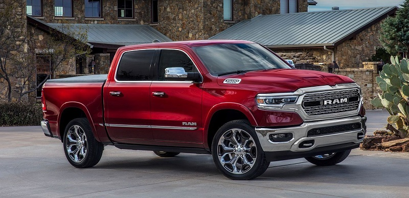 Salisbury Area - 2019 RAM 1500 Limited's Overview