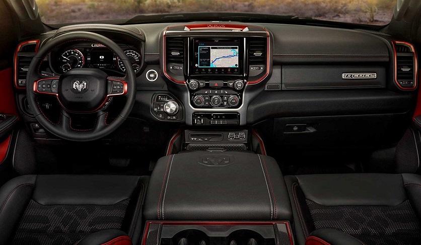 Albuquerque NM - 2019 RAM 1500's Interior