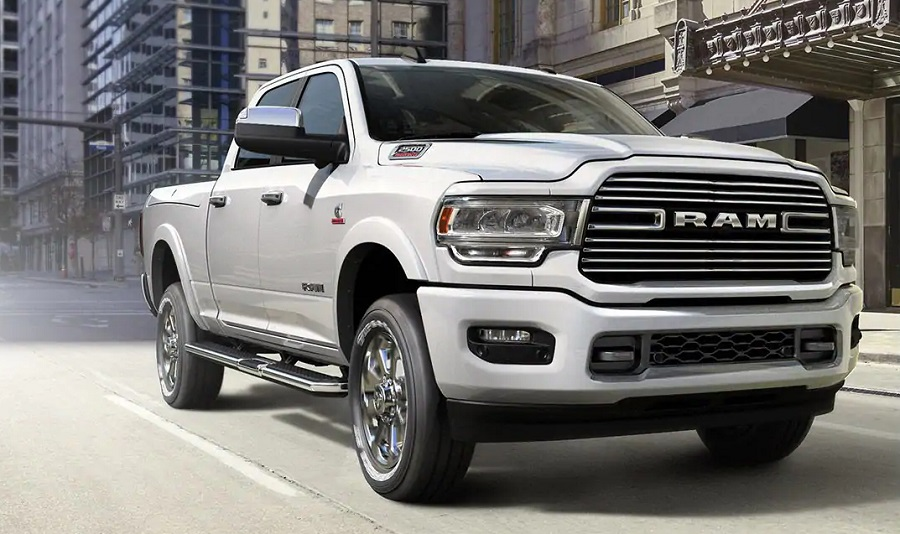 Dubuque Area RAM Truck Dealership - 2019 RAM 2500