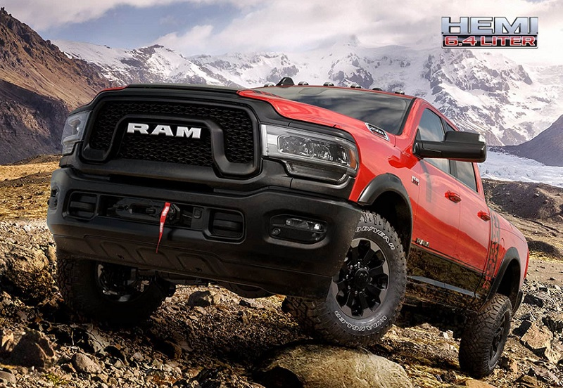 Clinton IA - 2019 Ram 2500 Overview