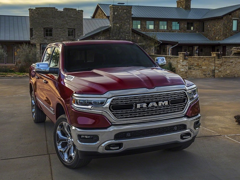 Clinton IA - 2019 Ram 2500 Mechanical