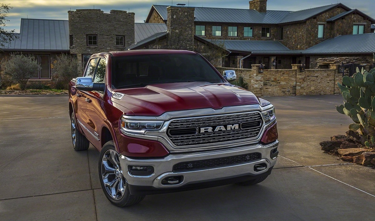2019 RAM 2500 in Antioch Illinois