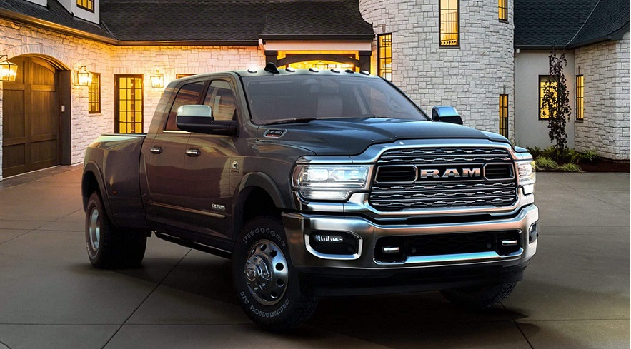 RAM dealer serving Westbury New York - 2019 RAM 3500