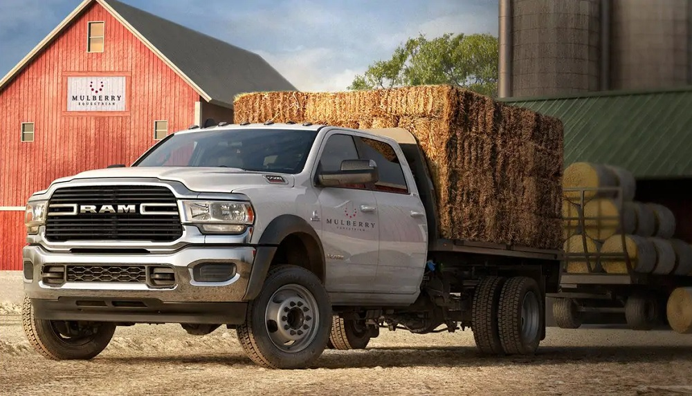 2019 RAM Chassis Cab in Amityville New York