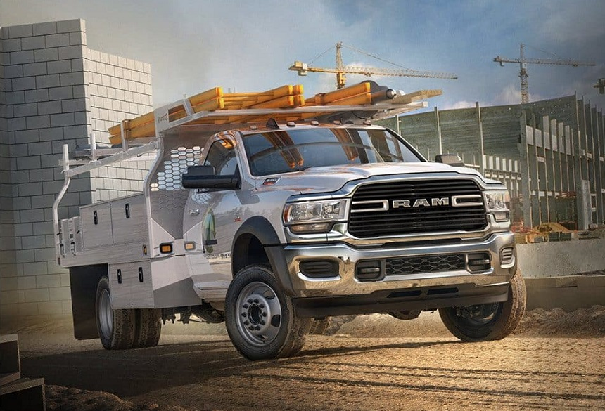 Albuquerque NM - 2019 RAM Chassis Cab's Mechanical