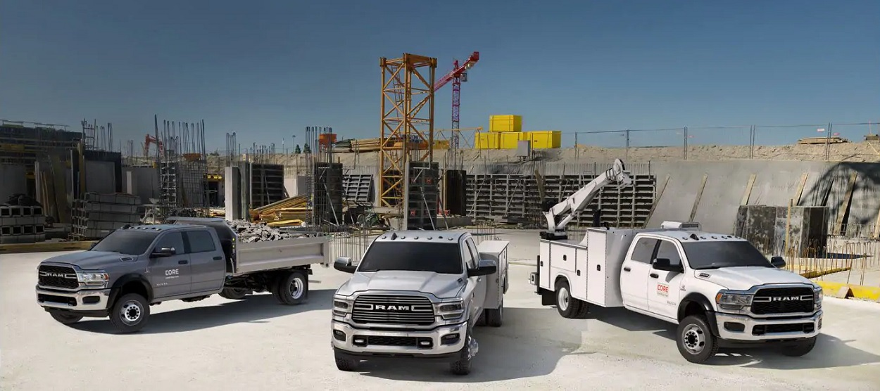 RAM Commercial Truck Season near Davenport Iowa