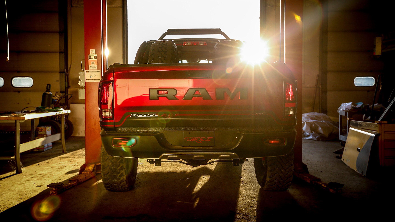 North Carolina - RAM 1500 REBEL TRX CONCEPT Exterior