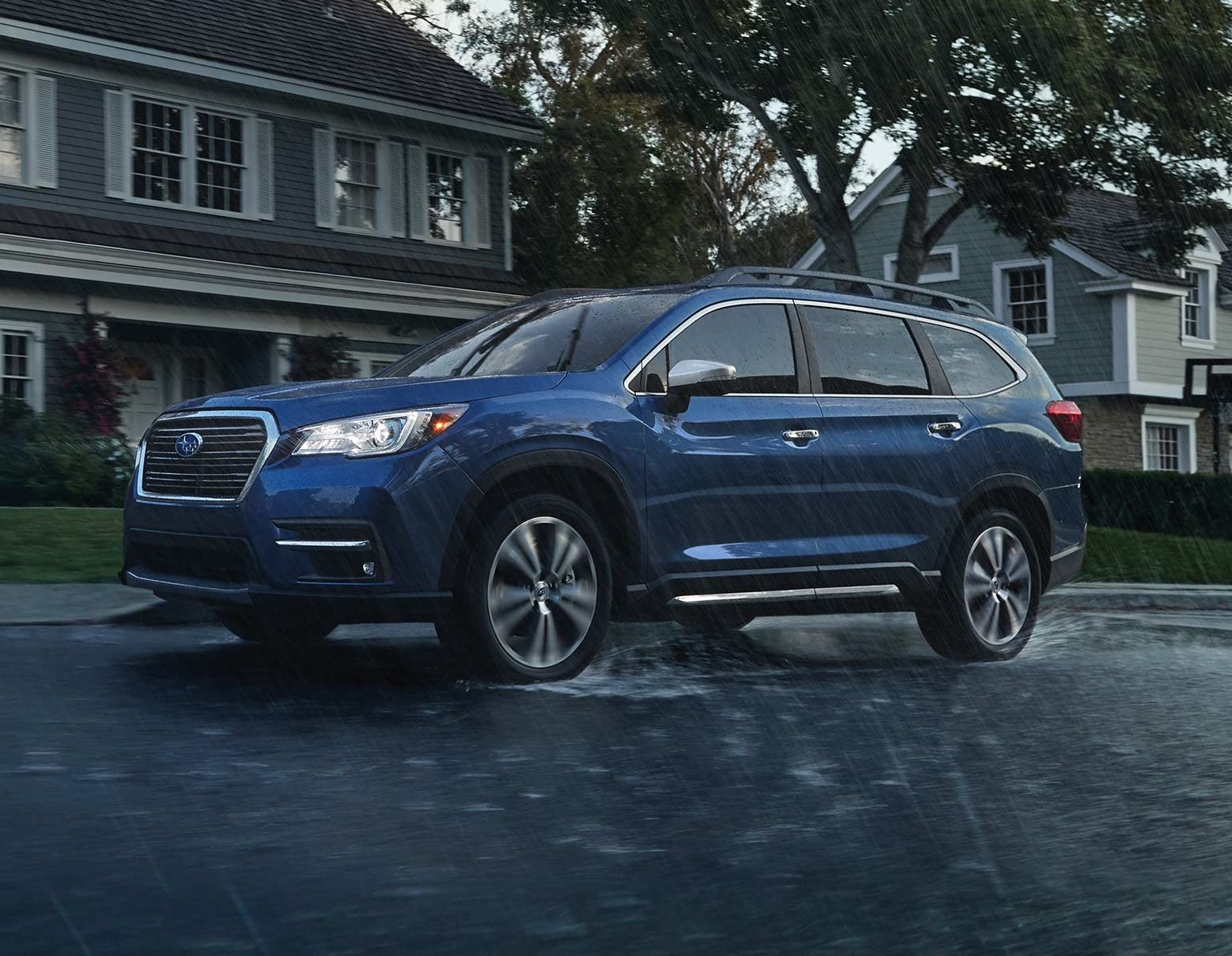 Boulder CO - 2019 Subaru Ascent's Exterior