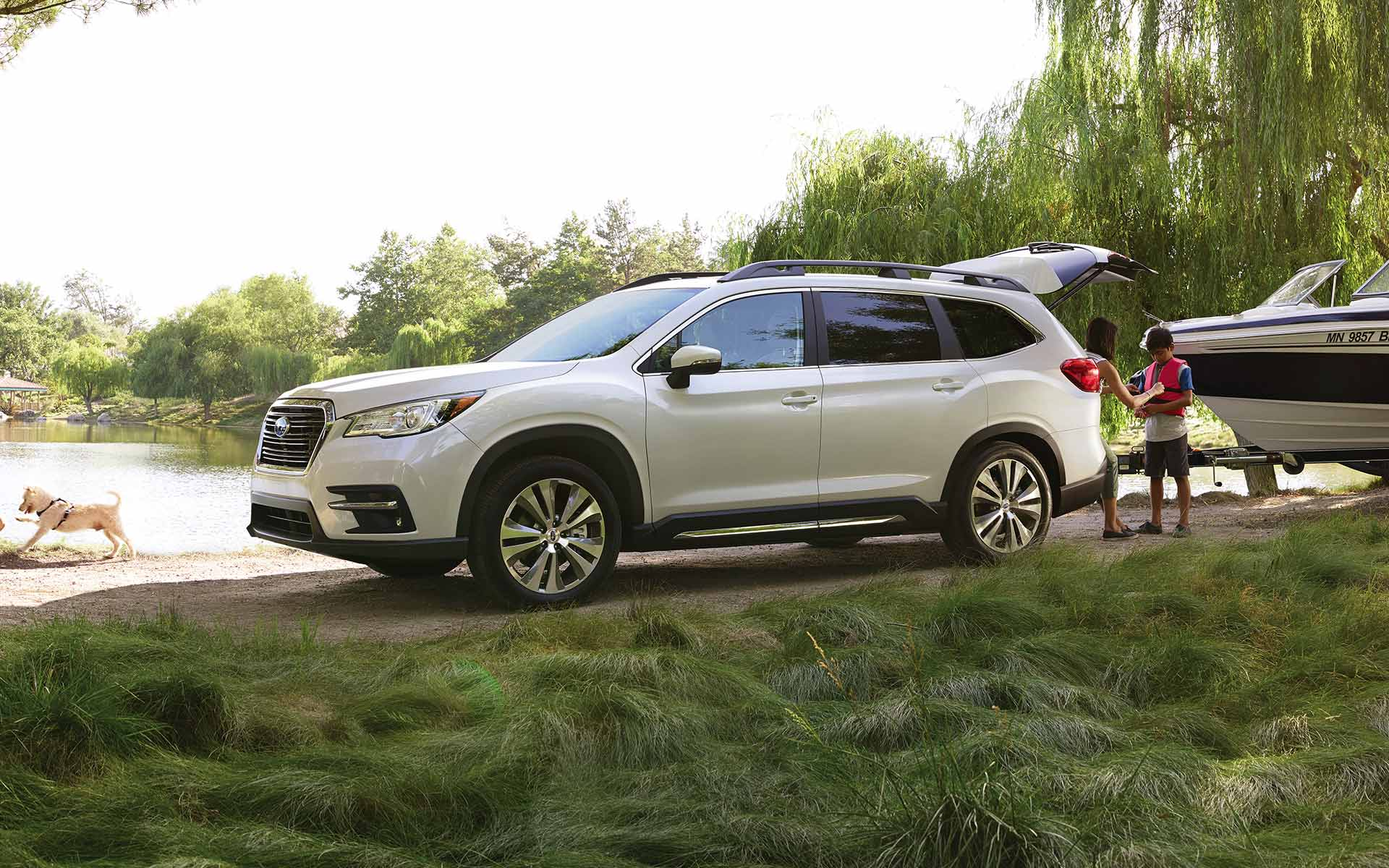 Boulder CO - 2019 Subaru Ascent's Overview