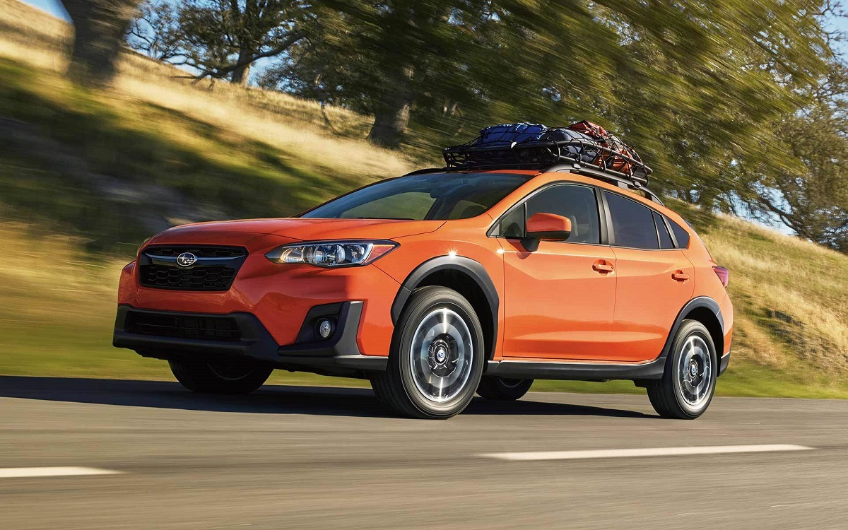 Why Buy 2019 Subaru Crosstrek in Southfield MI