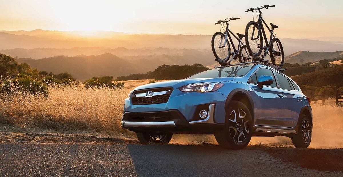 Detroit Review - 2019 Subaru Crosstrek Hybrid