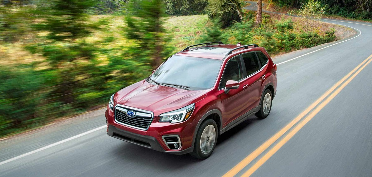 Subaru dealer serving Louisville CO - 2019 Subaru Forester
